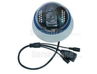 720P HD Indoor IR Wireless IP Dome Camera with H.264 P2P