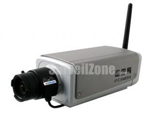 720P HD Indoor Box IP Camera with 3G Sim Card