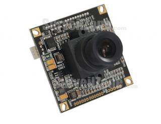 Effio-P 700TVL WDR Board Camera with Sony 960H Double Scan CCD