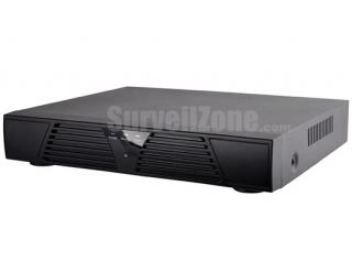 4CH Real Time Full D1 H.264 Network DVR VGA Output P2P Function