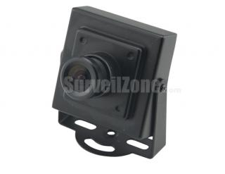 EFFIO Sony 960H CCD 700TVL Color Square Camera Motion Detection