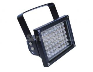 50 Meters Waterproof IR Illuminator 48 LED