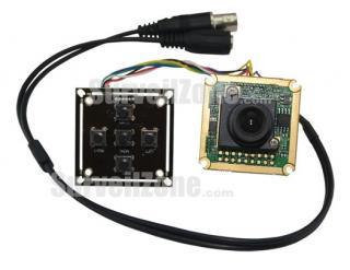 Ultra WDR 690HTVL-E Pixim Seawolf Board FPV Camera 3.6mm Lens OSD