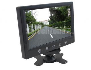 9 inch HD Digital TFT LCD Monitor with 2ch AV Input