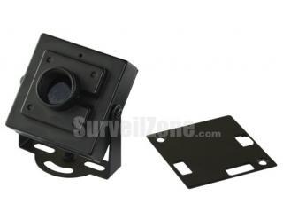 Mini Square Camera Metal Case for CC1333 Sony 600TVL Camera