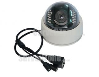 720P HD IR Indoor WIFI Web IP Dome Camera P2P Android Iphone View