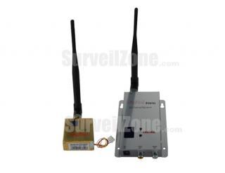 0.9Ghz AV 800mW Wireless Transmitter & Receiver