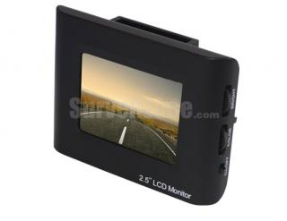 2.5 inch Mini Digital TFT LCD Monitor