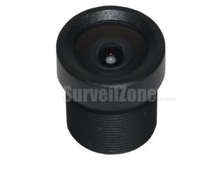 MTV Mount 2.5mm Fish Eye CCTV Board Lens