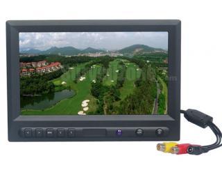 8 Inch HD High Brightness LED Monitor HD 800*480 Snow Screen Display for FPV