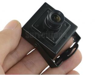 Panasonic CCD Sony DSP 750TVL Color Low Illumination Camera 2.8mm Lens DC5V Metal Case