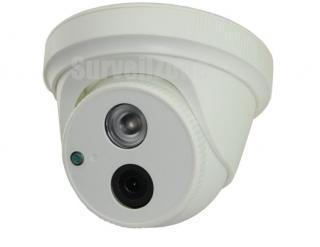 "800TVL 1/2.8"" Sony 1.3megapixel IR Dome Camera with IR-Cut 3.6mm Lens"
