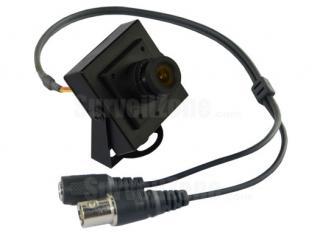 Ultra Light Plastic Cased Panasonic CCD 750TVL Color Low Light Camera 2.8 mm lens DC5V