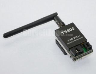 TS800 5.8G 32CH AV 1500mW Wireless Transmitter for FPV