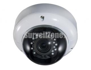4 Inch Effio-V Sony 960H CCD 800tvl Super WDR Metal Waterproof Dome Camera