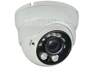 40m Array IR Effio-V Sony 960H CCD 800tvl Super WDR Metal Waterproof Dome Camera