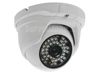 Sony 960H CCD Effio-V 800TVL Ultra WDR Waterproof Dome Camera