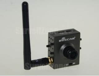 Boscam TR1 HD 720P Wireless Camera Inbuilt 5.8G 8ch 200mw Tx