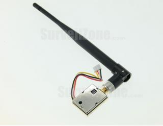 1.2G/1.3G 4CH 200mW Wireless VTx 1.240G 1.280G 1.320G 1.360G